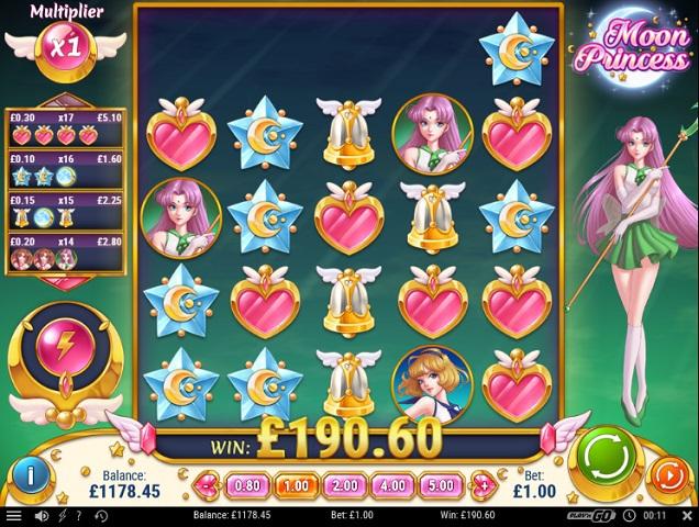 Free-spin winnings