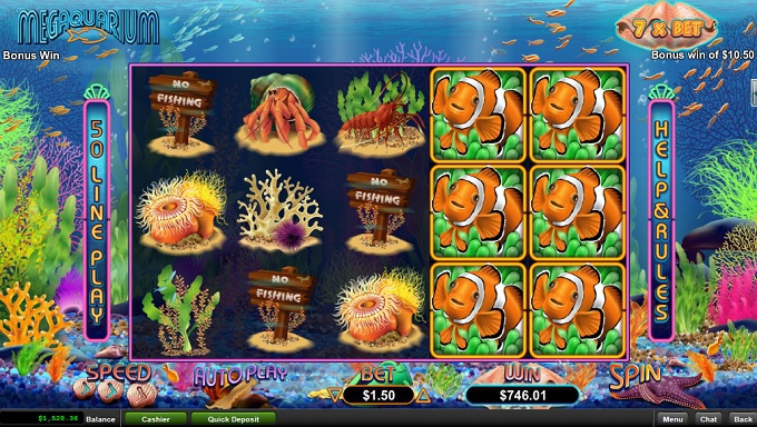 Play RTG slots with LOADS of FREE CHIPS!