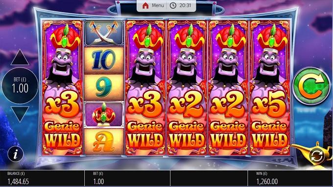 Genie Wilds feature